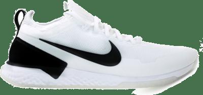 Nike F.C. React Sneaker Wit Zwart Wit Wit AQ3619-101