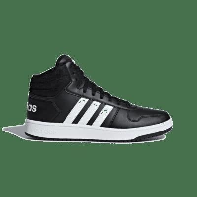 adidas VS Hoops Mid 2.0 Core Black BB7207
