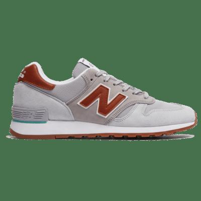 New Balance 670 Grey/Brown