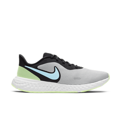 Nike Revolution 5 Zilver BQ3207-009