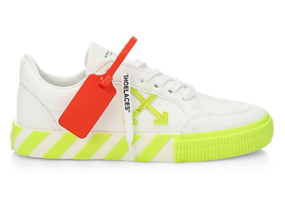 Off-White Arrow Low Top Neon Green (W) 4.00012E+11