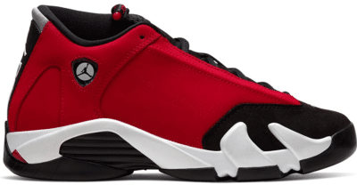 Jordan 14 Retro Gym Red Toro (GS) 487524-006