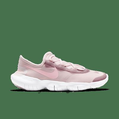 Nike Free RN 5.0 2020 Roze CJ0270-600
