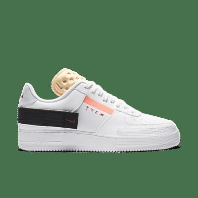 Nike AF1-Type Wit CZ7107-100