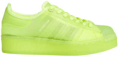 adidas Superstar Jelly Solar Yellow FX2987