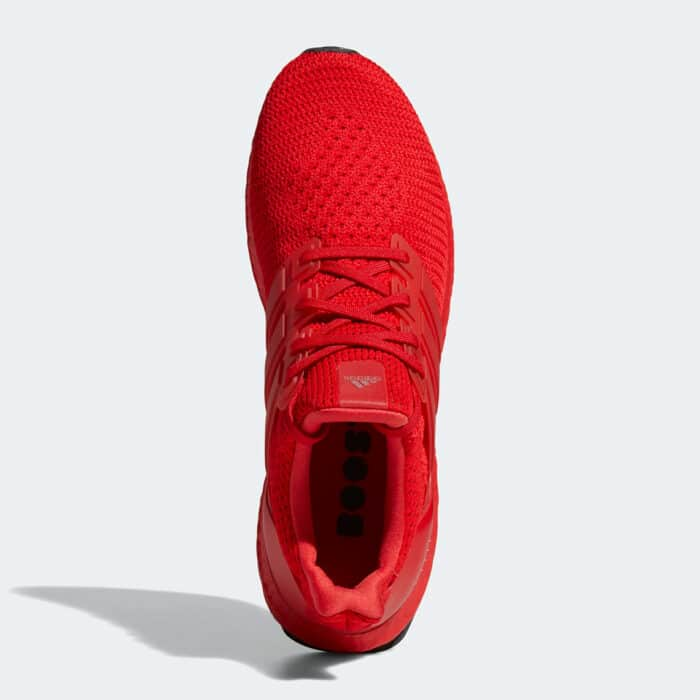 ultraboost adidas red rood