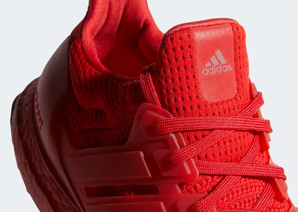 Als een lekkere soepele rode wijn: adidas Ultra Boost 'All Red'