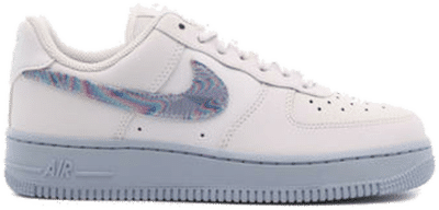 "Nike WMNS AIR FORCE 1 '07 ""HYDROGEN BLUE"" CZ0377-100"