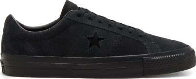 Converse CONS One Star Pro Low Top Black 166839C