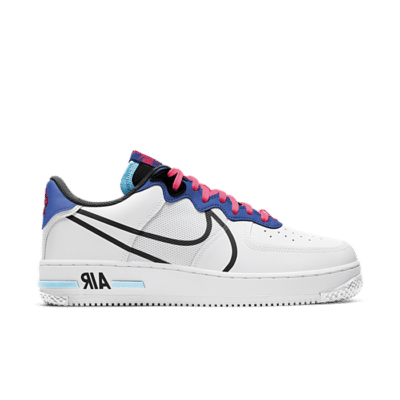 Nike Air Force 1 React White CT1020-102