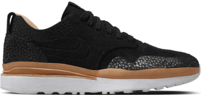 Nike Air Safari Royal Black Vachetta Tan 872633-001