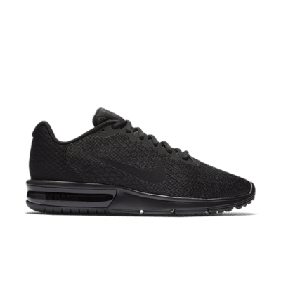 Nike Air Max Sequent 2 Zwart 852461-015