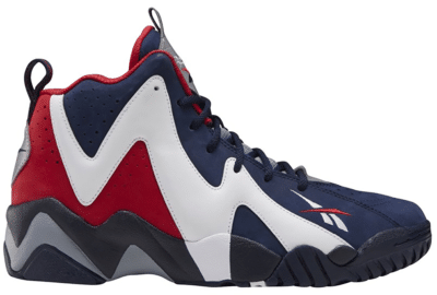 Reebok Kamikaze II Schoenen Vector Navy / White / Vector Red FV9295
