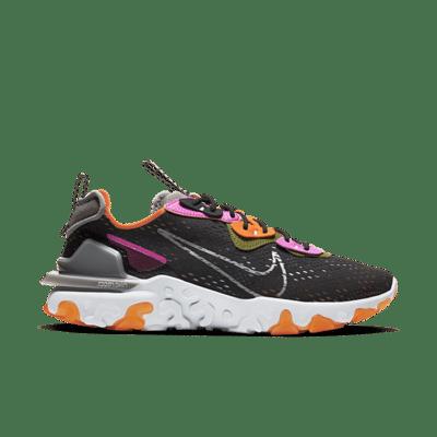 Nike React Vision Zwart CD4373-003