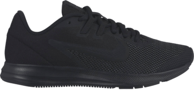 Nike Downshifter 9 (GS) Zwart AR4135-001