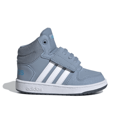 adidas Hoops 2.0 Mid Tactile Blue FW4922