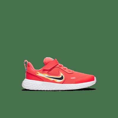 Nike Revolution 5 Fire Rood CW1445-600