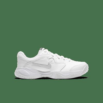 NikeCourt Jr. Lite 2 Wit CD0440-102