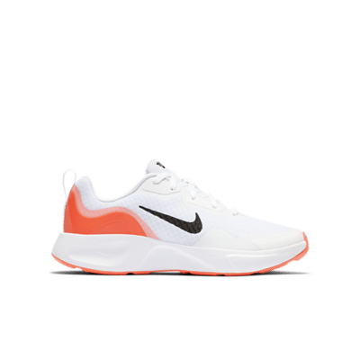 Nike Wearallday GS 'White Flash Crimson' White CJ3816-100