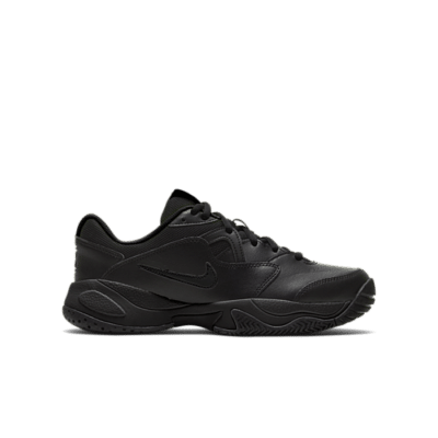 NikeCourt Jr. Lite 2 Zwart CD0440-001