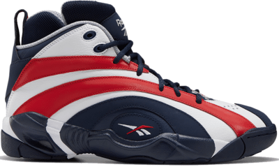 Reebok Shaqnosis Schoenen Vector Navy / White / Vector Red FV2971