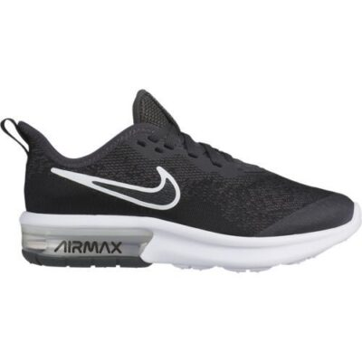 Nike Air Max Sequent 4 Ep sneakers antraciet Antraciet/zwart/wit