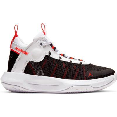 Jordan Basketball Jordan Jumpman 2020 (GS) Wit Zilver  BQ3451-100