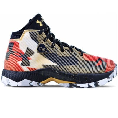 Under Armour  GS Curry 2.5 Olympic  1274062-777