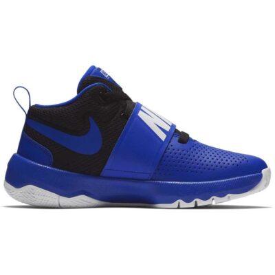 Nike Basketball Nike Team Hustle D 8 (GS) Blauw Zwart  881941-405