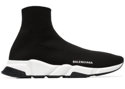 Balenciaga Speed Knit High Black (2018) 530349W05G01000
