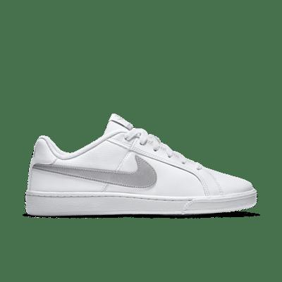 Nike Court Royale White Metallic Silver (W) 749867-100