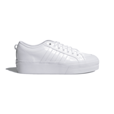 adidas Nizza Platform Cloud White FW0265