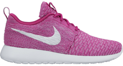 Nike Roshe Run Flyknit Fuchsia Flash (W) 704927-500