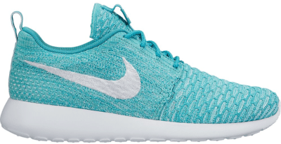 Nike Roshe Run Flyknit Sport Turquoise (W) 704927-300