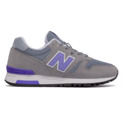 Wo565 New Balance Grey/Lilac/White