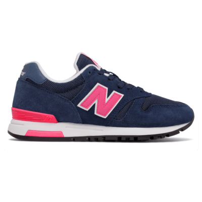 Wo565 New Balance Navy/Pink/White