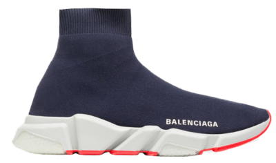 Balenciaga Speed Trainer Navy Red 530455W05G04102