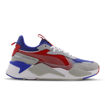 Puma RS-X Transformers Optimus Prime Grey 370404 02