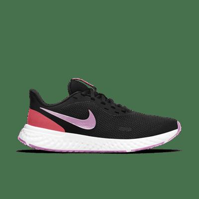 Nike Revolution 5 Zwart BQ3207-008
