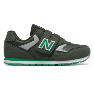 New Balance 393 Hook and Loop Nettle Green/Varsity Green