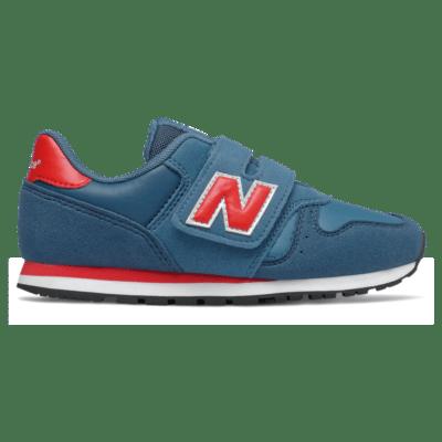 New Balance 373 Hook and Loop NB Dark Blue/NB Light Blue