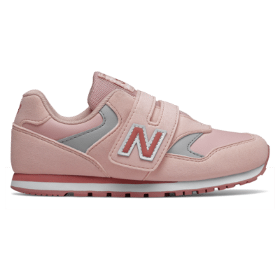 New Balance 393 Hook and Loop Saturn Pink/Off Road