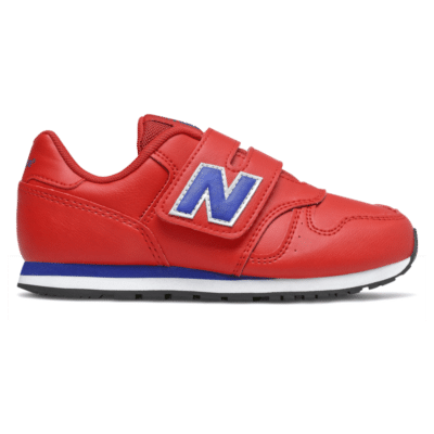 New Balance 373 Hook and Loop Team Red/Team Royal