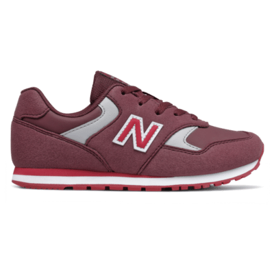 New Balance 393 NB Burgundy/Neo Crimson