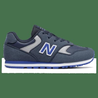 New Balance 393 Natural Indigo/Cobalt Blue