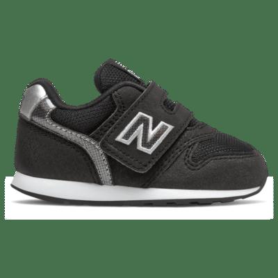 New Balance 996 Black/Metallic Silver