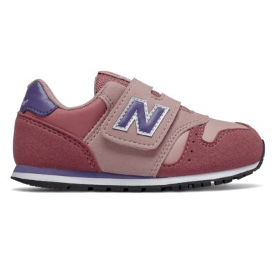 New Balance 373 Hook and Loop Off Road/Saturn Pink