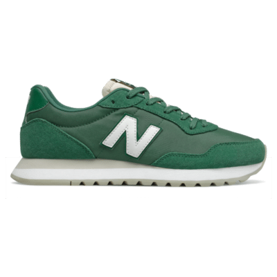 New Balance 527 Team Forest Green/Sea Salt