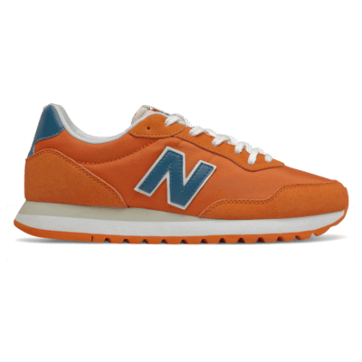 New Balance 527 Varsity Orange/Sea Salt