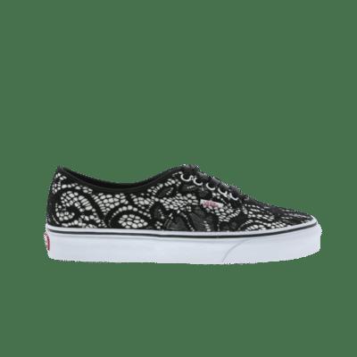 Vans Ua Authentic Lace Black VA38EMRG2